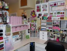 Craft Room Designs On A Budget