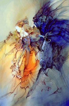 Anne Bachelier, Beauty and the Beast