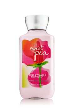 Sweet Pea Body Lotion - Signature Collection - Bath & Body Works