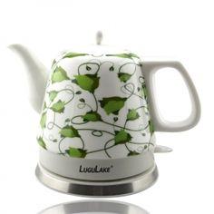 Next Yellow Ditsy Ceramic Kettle Teapot Love Pinterest