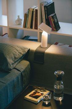 Bicoca Table Lamp by Christophe Mathieu for Marset - Residential - Mobilia Luminaire Design, Lamp Design, Lighting Design, Design Shop, Cordless Lamps, Berlin Design, Milan, Spanish Design, Lights