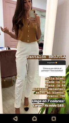 Pants, Fashion, Pockets, Colors, Trouser Pants, Moda, La Mode, Women's Pants, Fasion