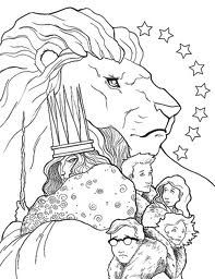 The Daughter Of A Lion Art Print