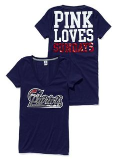 Got to have a cute Patriots shirt