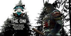 Samuraiul Oni a fost prezentat în noul trailer For Honor