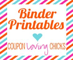 CLC Binder Printables Sidebar Image