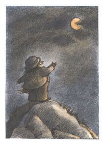 Arnold Lobel Owl and the Moon