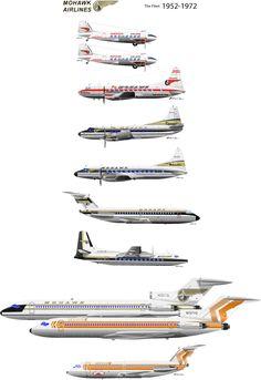 Mohawk fleet