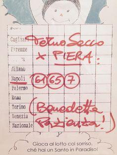 il mio Lotto sul web: MAGICO INVESTIMENTO! - Estrazioni 23/4/2016 - TERNO SECCO con i Numeri x PIERA ( Benedetta Pazienza! )