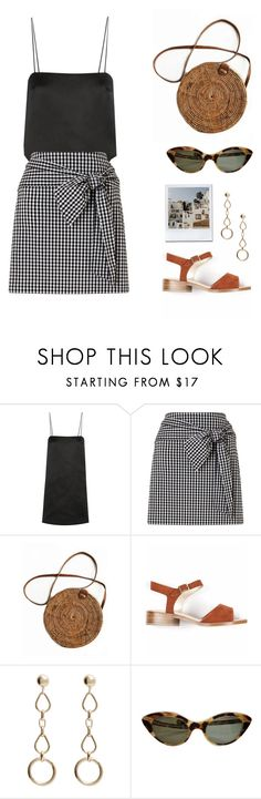 """N°272"" by yellowgrapes ❤ liked on Polyvore featuring The Row, Miss Selfridge, Anne Thomas and Violeta by Mango"