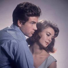 Splendor in the Grass - Natalie Wood and Warren Beatty A fragile Kansas girl's unrequited and forbidden love for a handsome young man from the town's most powerful family drives her to heartbreak and madness