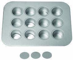 Chicago Metallic Mini Cheesecake Pan 12 Cavity, 13.90-Inch by 10.60-Inch (2-Inch by 1.6-Inch Cavities) Chicago Metallic, http://www.amazon.com/dp/B0006SJZJ8/ref=cm_sw_r_pi_dp_neaNpb0G5HFS1