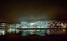 - Bergen Media City - Bergen/Norway, 2011 by Mir - Bergen, Norway