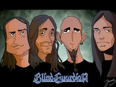 Blind Guardian – Nightfall Lyrics | Genius Lyrics