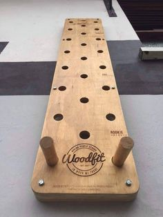 Woodfit by Anka! A brand new Crossfit Pegboard designed to allow the user to practice ascending and descending, an excellent exercise for the upper body strength. Basketball Training Equipment, Crossfit Equipment, Crossfit Gym, Baseball Training, Gym Training, Strength Training, Home Gym Garage, Diy Home Gym, Pegboard Ikea