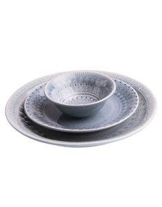 Grey Plates, Kitchenware, Tableware, Retro Home, Chennai, Table Settings, Pottery, Glass, Design Ideas