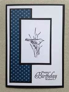 Handmade Male Birthday Card | Stampin Up | Cards I Have ...