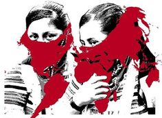 Colectivo Radio Zapatista   www.radiozapatista.org   (Recibiste este correo porque estás suscrito al boletín informativo de Radio Zapati... Latina Tattoo, Womens Liberation, Social Realism, Protest Posters, Riot Grrrl, Historical Women, Illusion Art, Slayer Anime, Music Covers