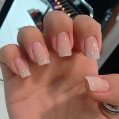 Skin Care Tips For Beautiful Skin Related posts: Die besten Herbst Nagellackfarben – Herbst / Winter Nails Inspo # Beautiful Nails Skin 32 beautiful manicures for this fall Coffin acrylic nails that look beautiful. Natural Acrylic Nails, Cute Acrylic Nails, Acrylic Nail Designs, Cute Nails, Long Natural Nails, Natural Looking Nails, Polygel Nails, Hair And Nails, Coffin Nails