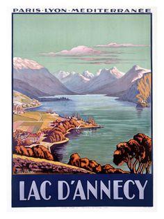 Lac d'Annency