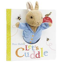 Book - Peter Rabbit: Let's Cuddle