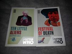 Look what I've bought today! Sooo excited to read them.