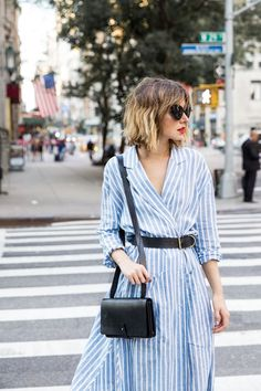 21 Blue and White Striped Pieces For The Adventurous Minimalist - Wheretoget