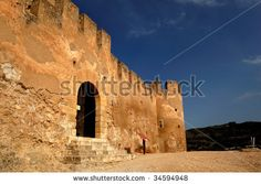 Typical Spanish castle in Biar (Alicante) by MilaCroft, via ShutterStock