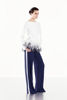 chiharu okunugi, mijo mihaljcic and daphne velghe for prabal gurung resort 2014 | visual optimism; fashion editorials, shows, campaigns & more!