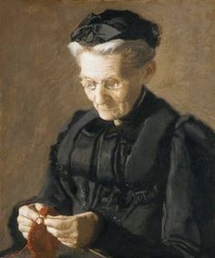 Mrs. Mary Arthur, 1900 (Thomas Eakins) (1844-1916) The Metropolitan Museum of Art, New York, NY 65.83