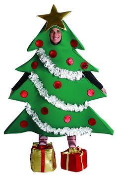 Xmas Tree Costume Adult