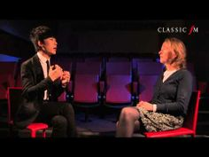 Ji Liu talks to Classic FM
