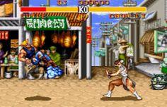 Image Street Fighter II Turbo : Hyper Fighting Super Nintendo - 22 - Nouveauté : Les boules de feu de Chun Li.