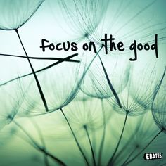 Focus on what matters and stay positive. Good things will happen. #MondayMotivation