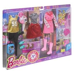 Summer Vacation Travel – Travel right and travel cheap. Doll Clothes Barbie, Mattel Barbie, Barbie Stuff, Toys R Us, Barbie Pink Passport, Doll Accessories, Fashion Accessories, Passport Travel, Monster High Dolls