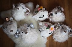 blog Maayle Chic trophée ours bélier homemade