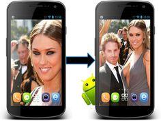 Tutorial y aplicaciones para poner un Wallpaper en Android sin recortar la imagen.