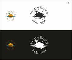 Proyecto Maloca Bold, Playful Logo Design by Logocraft