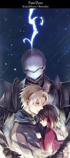 Fate/Zero - Berserker, Kariya Matou, Sakura Matou