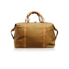 1dcc766d1ed5 Sandstorm Kenya Canvas   Leather Odyssey Luggage Set with safari washbag Buy  Luggage