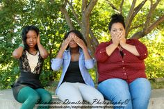Senior Pictures! #hearnoevil #seenoevil #speaknoevil #senior #pictures #girls #friends #girlfriends #graduation #highschool #school #tree #fall #photographer #photography #dream #passion #pose #cannon #picture #photos #photo