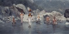 Jimmy Nelson Artprint          XXIV 2, Ganges, Haridwar, India,