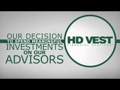 Who is HD Vest HD Vest Educational Videos | Alliance Financial & Income Tax