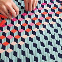 Fabric Weaving by mymaki
