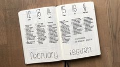 Show & Tell with @flyingpaperwords - Bullet Journal