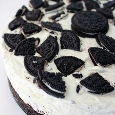 Wer Oreos liebt, wird nach diesen Oreo-Kuchen verrückt sein! Wir zeigen euch 3 geniale Rezepte zum Nachbacken.