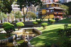 Praça do Japão - Curitiba, Brasil