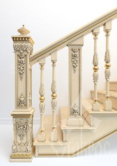 57 Ideas For Wooden Stairs Design Painted Staircases Painted Staircases, Painted Stairs, Wooden Stairs, Wooden Doors, Wrought Iron Staircase, Railing Design, Staircase Design, Entrance Lighting, Table Lighting
