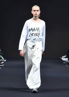 Male Fashion Trends: Mancandy Spring-Summer 2017 - Fashion Week México