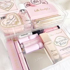 Drawer of Too Faced! Every girls dream.